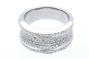 Pave Diamond Ring - Isaac Westman - 4