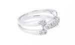 Pave Diamond Ring - Isaac Westman - 2