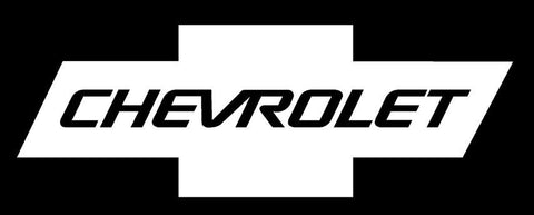 Chevy Vinyl Decal