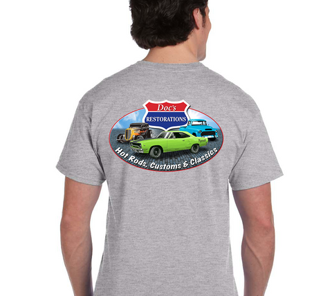 Doc's Garage T-Shirt