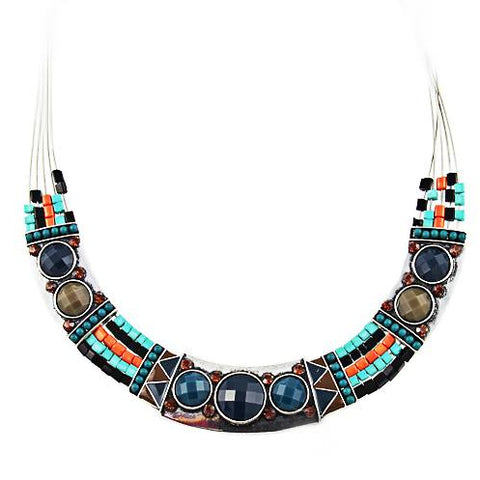 Boho Roto Necklace