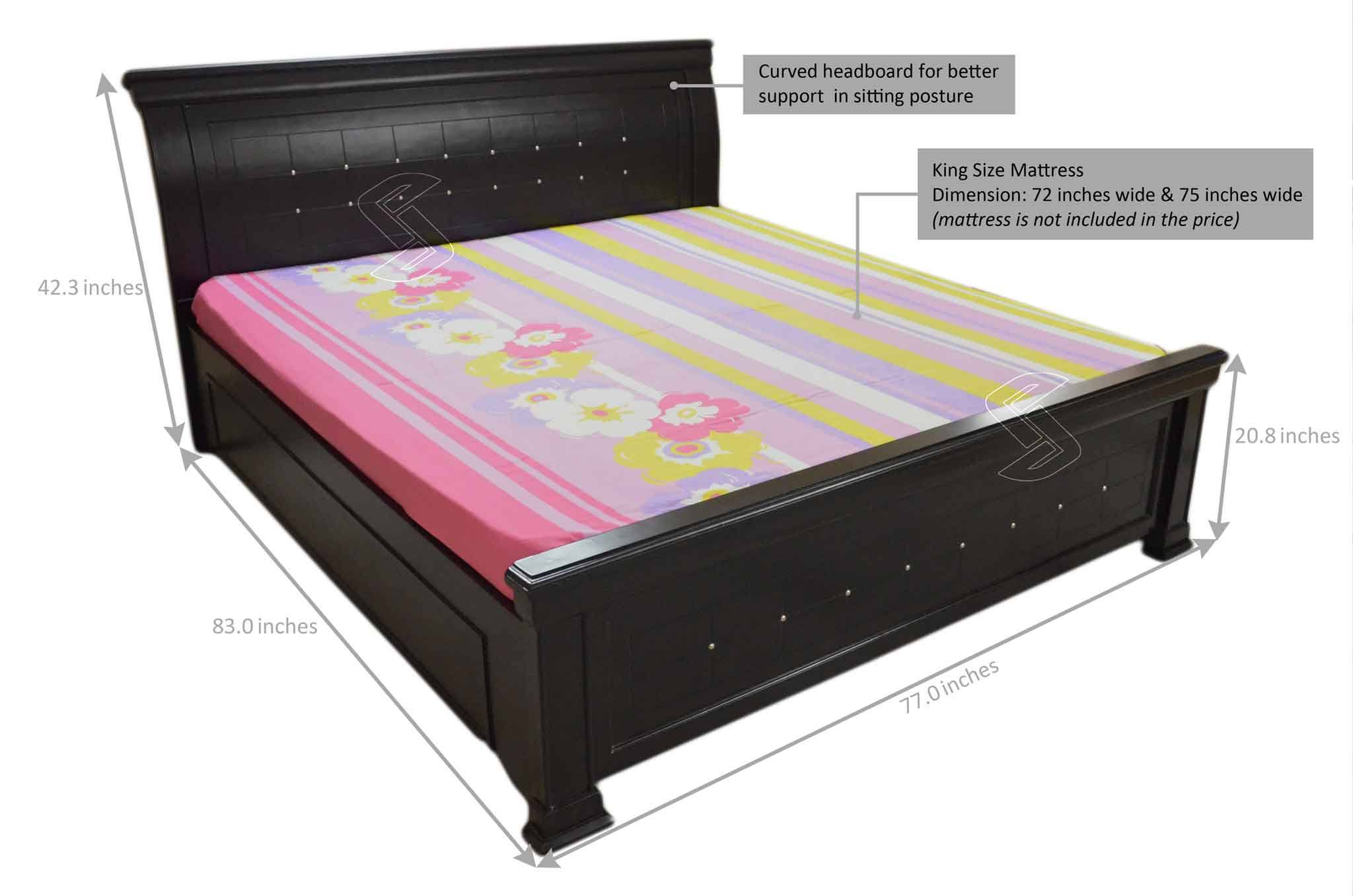 bed frame vevet diamante king size crushed headboard double georgio fabric velvet silver