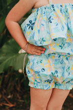 Bella Flowy Romper- Summer Vibes - high quality handmade kids clothes - Brooklynn & Grey