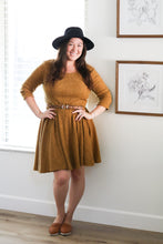 Twirl Sweater dress- Adult- You pick color