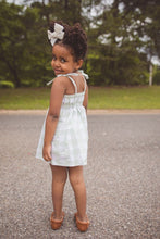 Kate dress- Sage large gingham - high quality handmade kids clothes - Brooklynn & Grey