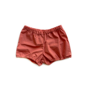 Bloomer shorts - Deep peach