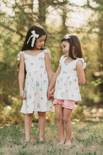 Flutter Top- Itsy bitsy floral - high quality handmade kids clothes - Brooklynn & Grey