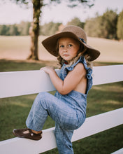 Penny pant romper - high quality handmade kids clothes - Brooklynn & Grey