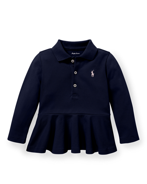 Baby Girl Ralph Lauren Polo shirt - Discountsaleuk