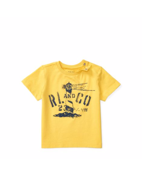 Baby Boy Ralph Lauren Short Sleeve T Shirts Authentic - Discountsaleuk