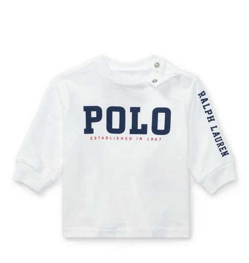 Baby Ralph Lauren Graphic T Shirts - Discountsaleuk