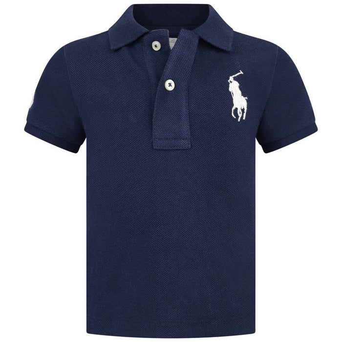 Baby Ralph Lauren Big pony Polo Shirt, Top Authentic - Discountsaleuk