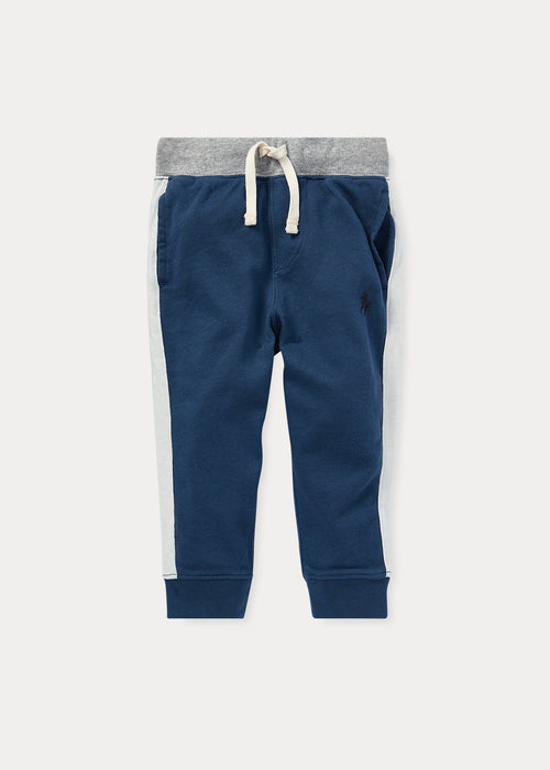 Baby Ralph Lauren Cotton Spa Terry Jogger - Discountsaleuk