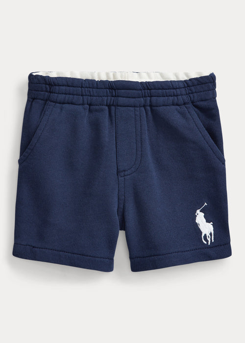 Baby Ralph Lauren Big pony French Terry short Authentic - Discountsaleuk