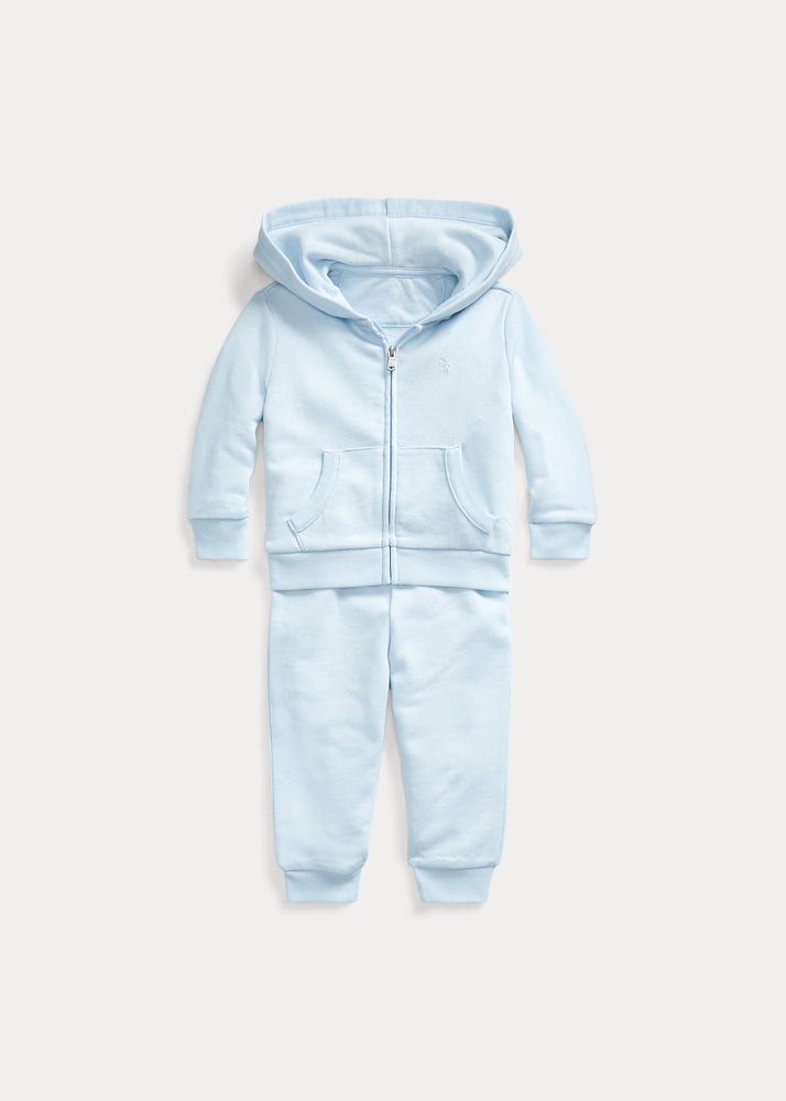 Baby Ralph Lauren FRENCH TERRY tracksuit - Discountsaleuk