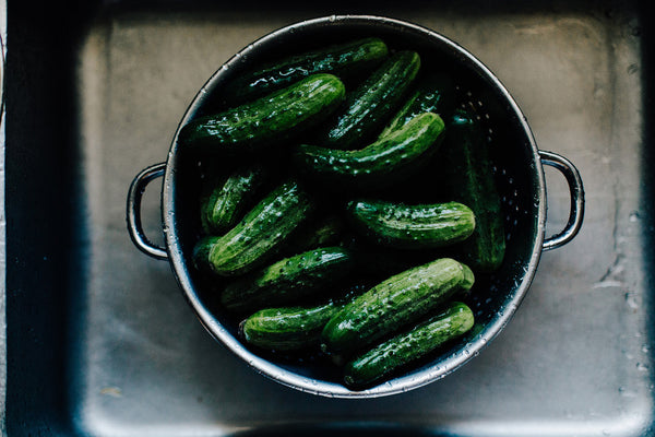 George's Best Dill Pickle Recipe