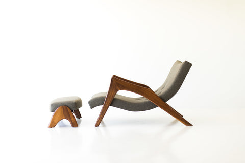 Jens Risom Lounge Chair for Risom Design - 01231611