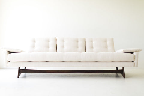 Adrian Pearsall Sofas for Craft Associates Inc., Model 2408-S - 06191703