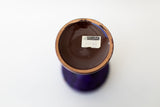 Bitossi Purple Candle Holder or Vase for Rosenthal Netter
