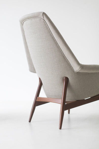 ... Björn Engö Manta Ray Lounge Chairs Importer Dux  ...