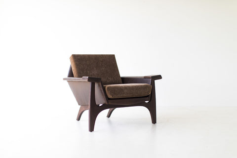 Craft Associates® Modern Lounge Chairs - 1405 - The Club
