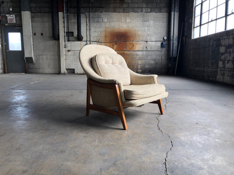 Shaw Walker Modern Arm Chairs