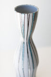 Fratelli Fanciullacci Striped Vase for Ebeling Reuss