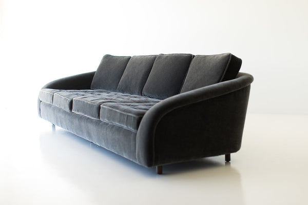 Enjoyable Harvey Probber Mohair Sofa For Harvey Probber Design Inc Gmtry Best Dining Table And Chair Ideas Images Gmtryco