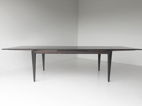 J L Moller Solid Rosewood Dining Table - 06101601