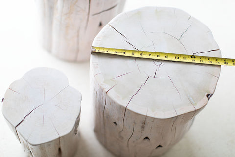 Square Stumps for Bertu Home - 12011801