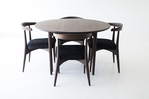 Lawrence Peabody Dining Table - P-1707 - Craft Associates® Furniture