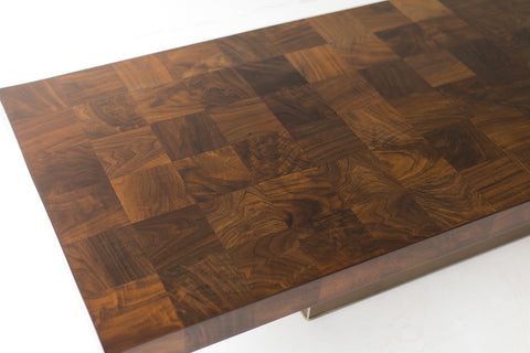 Milo Baughman Coffee Table: Patchwork - 01301701
