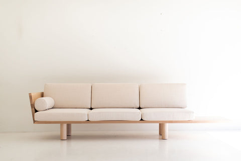 Suelo Modern Wood Sofa for Bertu Home