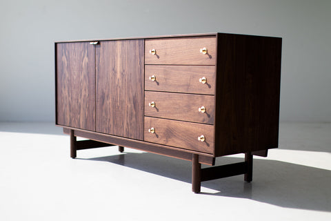 Modern Credenza - 1607 - Craft Associates® Furniture