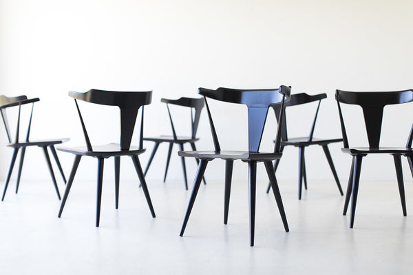 Paul Mccobb Dining Chairs For Winchendon Planner Group