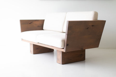 Suelo Modern Loveseat for Bertu Home