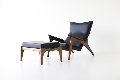 Milo Baughman Lounge Chair for Thayer Coggin