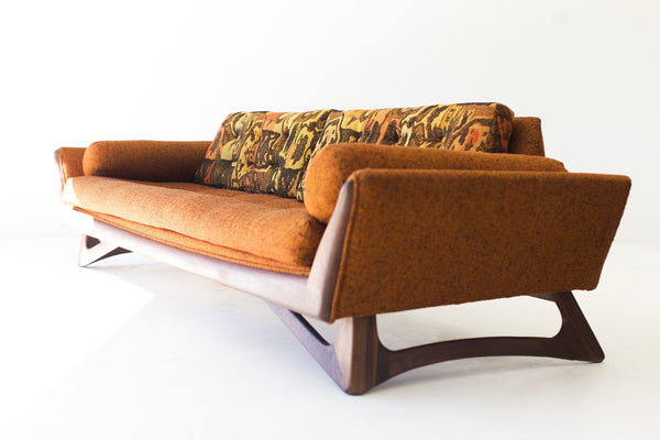 Adrian Pearsall Sofa For Craft Associates Inc 01031708