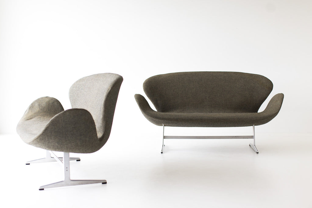 Swan chair by arne jacobsen replica arne jacobsen for Design sofa replica