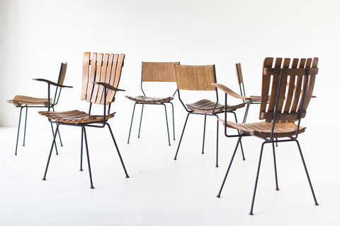 Arthur Umanoff Dining Chairs for Raymor - 01181611