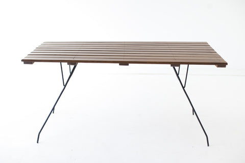 Niels O Moller Rosewood Dining Table - 07061802