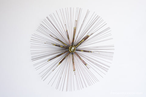 Curtis Jeré Wall Sculpture - 01191607 - flower