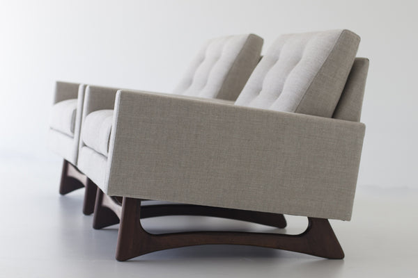 Admirable Modern Lounge Chairs 1405 Craft Associates Club Chair Gamerscity Chair Design For Home Gamerscityorg