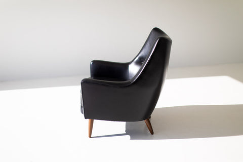 Ib Kofod-Larsen Attributed Lounge Chair - 11211801