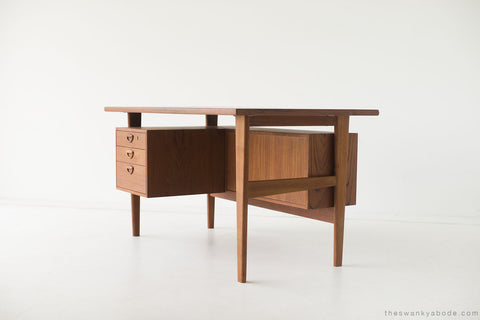 Kai Kristiansen Teak Desk for FM Mobler - 01141607