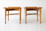 Lawrence Peabody Side Tables for Richardson Nemschoff