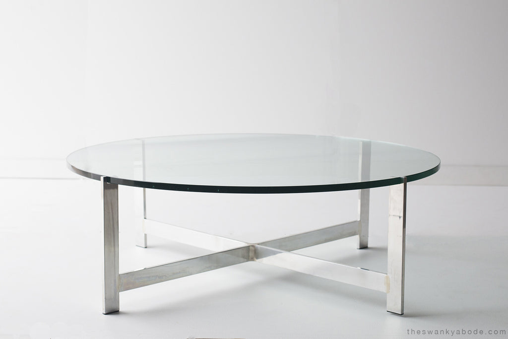 Milo Baughman Coffee Table For Thayer Coggin   01191605
