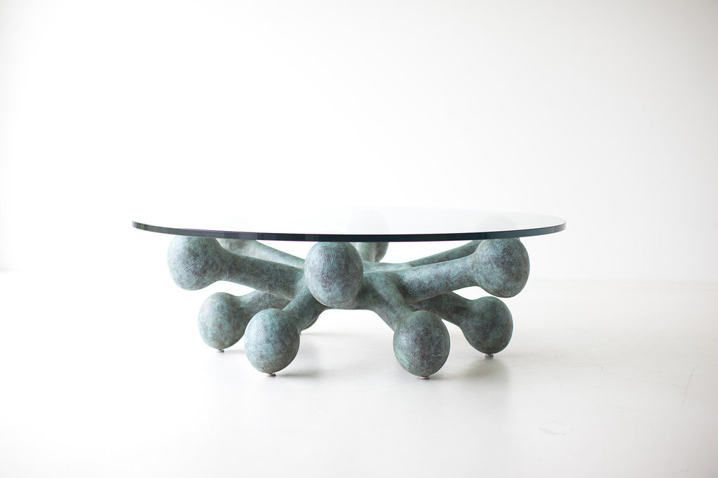 Modern-Bronze-Coffee-Table-1603-Craft-Associates-Furniture-01