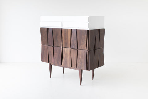 Modern Dresser - 1608 - Craft Associates® Furniture