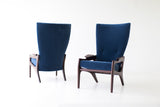 Modern Lounge Chairs - 1604 - Craft Associates® High Backs - 01